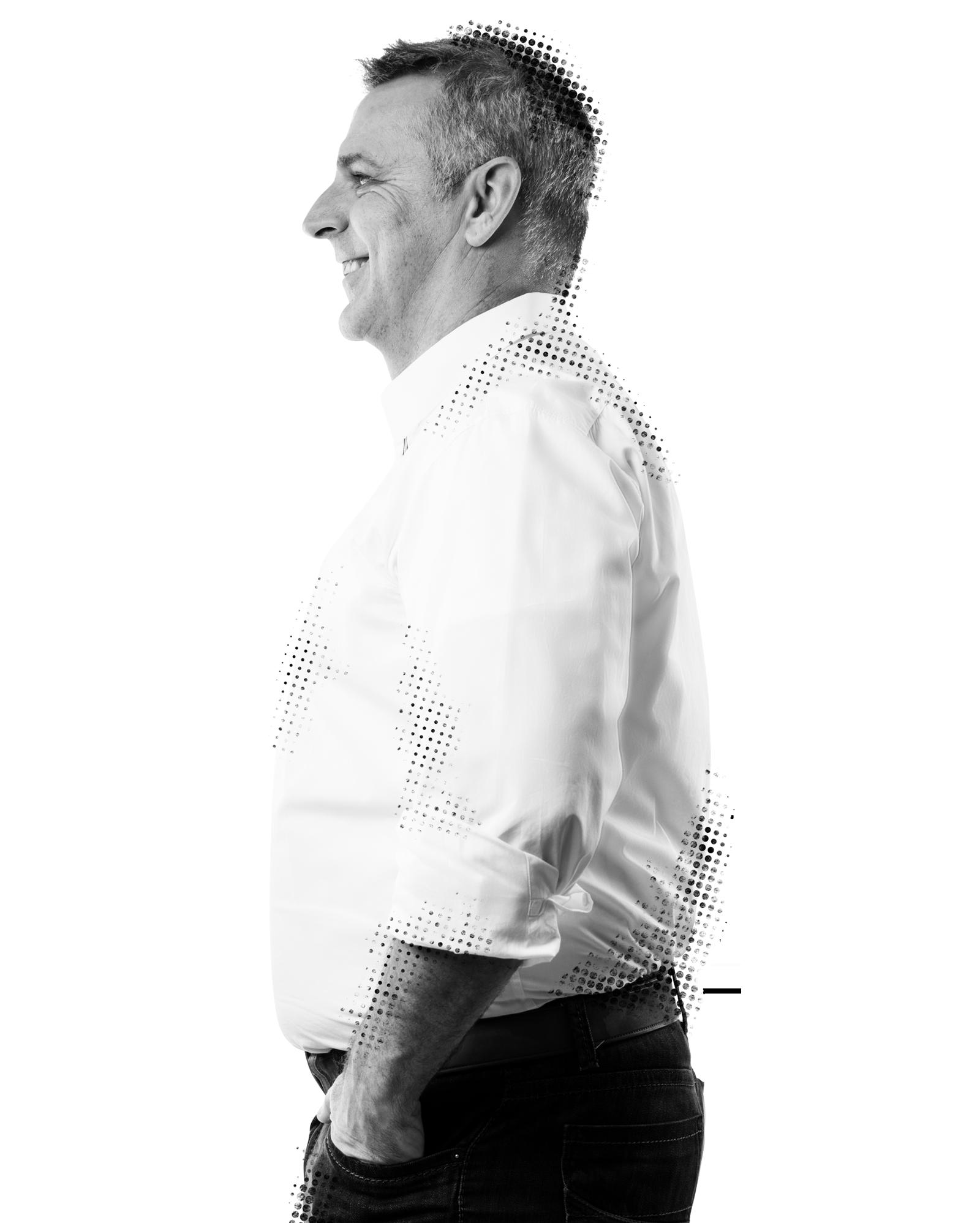 Michael Hartmann Vorne